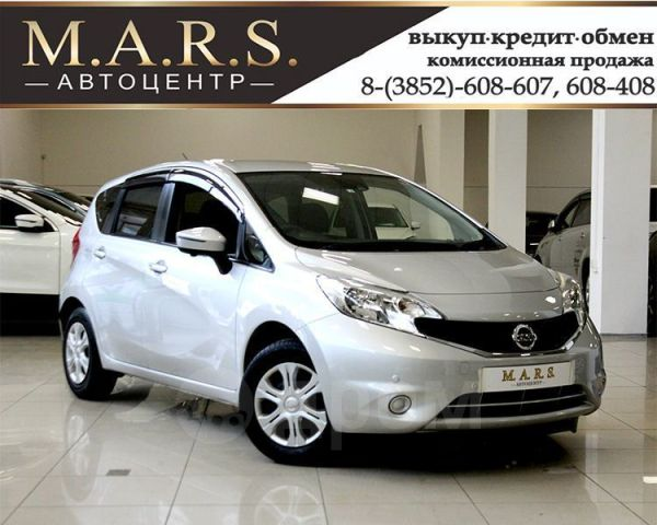 Nissan Note, 2016 год, 567 000 руб.