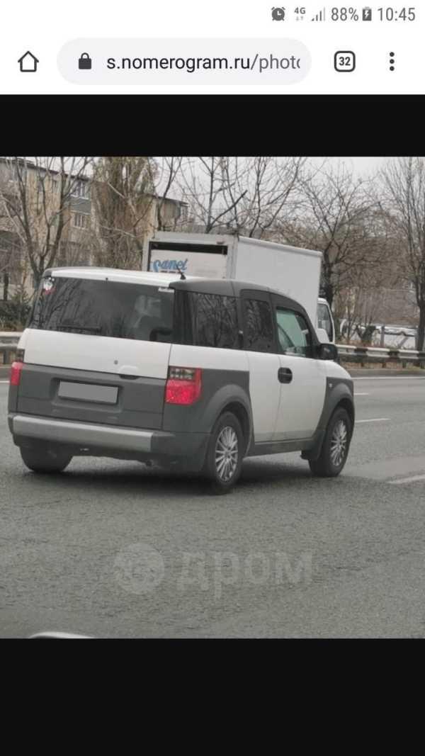 Honda Element, 2003 год, 400 000 руб.