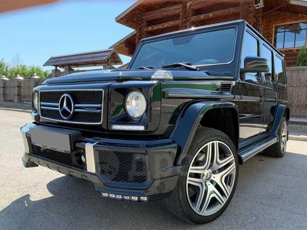 Mercedes-Benz G-Class, 2007 год, 3 300 000 руб.