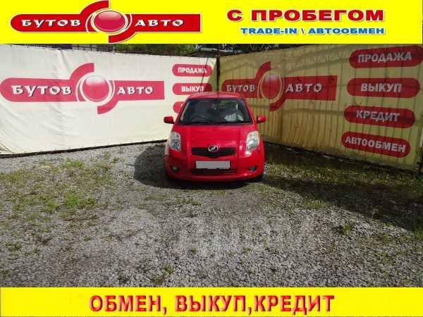 Toyota Vitz, 2007 год, 349 000 руб.
