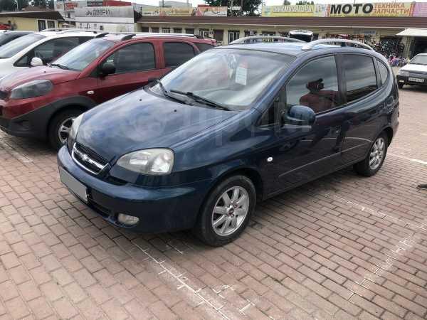 Chevrolet Rezzo, 2008 год, 325 000 руб.