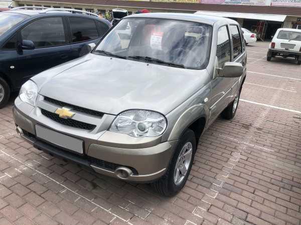 Chevrolet Niva, 2011 год, 308 000 руб.