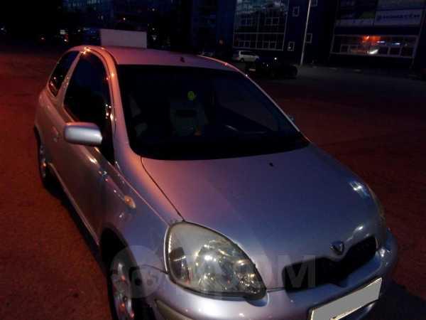 Toyota Vitz, 2002 год, 169 000 руб.