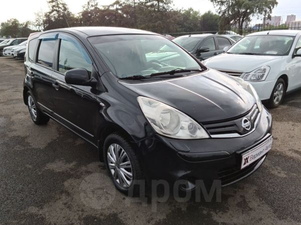 Nissan Note, 2011 год, 372 000 руб.