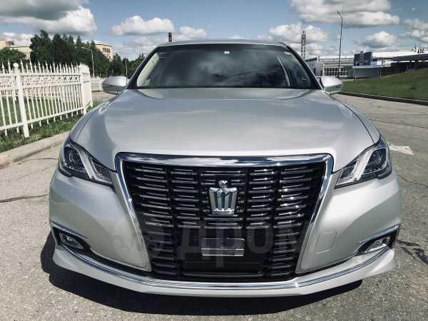 Toyota Crown, 2016 год, 1 650 000 руб.