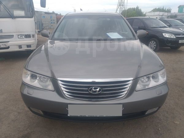 Hyundai Grandeur, 2008 год, 448 000 руб.