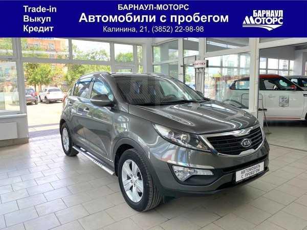 Kia Sportage, 2012 год, 834 000 руб.