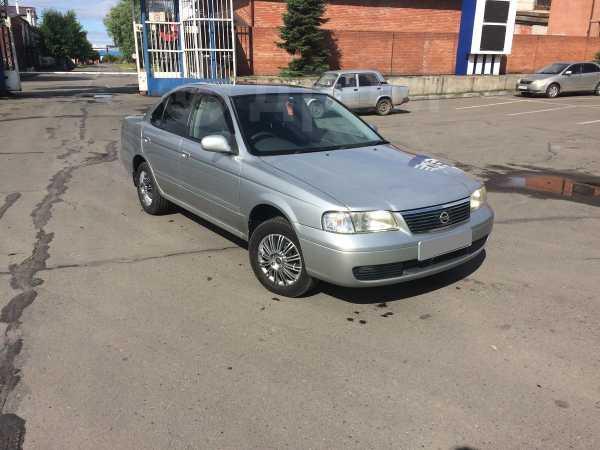 Nissan Sunny, 2002 год, 228 000 руб.