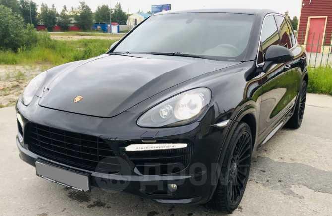 Porsche Cayenne, 2010 год, 1 800 000 руб.