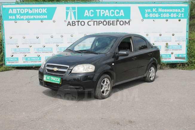 Chevrolet Aveo, 2007 год, 279 000 руб.