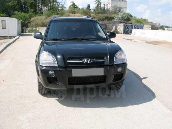 Hyundai Tucson, 2007 год, 440 000 руб.