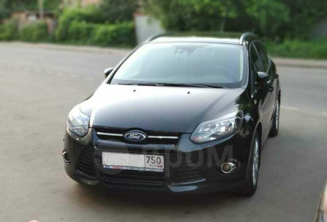 Ford Focus, 2014 год, 545 000 руб.
