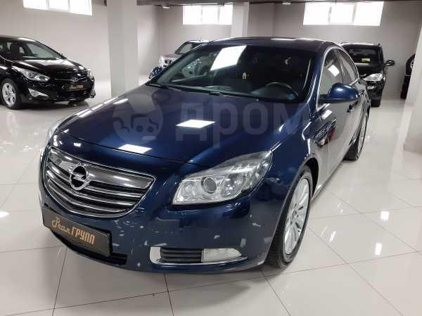 Opel Insignia, 2011 год, 790 000 руб.
