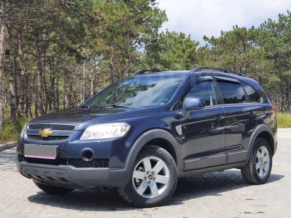Chevrolet Captiva, 2009 год, 533 333 руб.