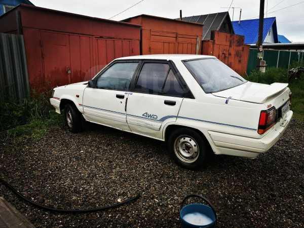 Toyota Tercel, 1987 год, 49 500 руб.