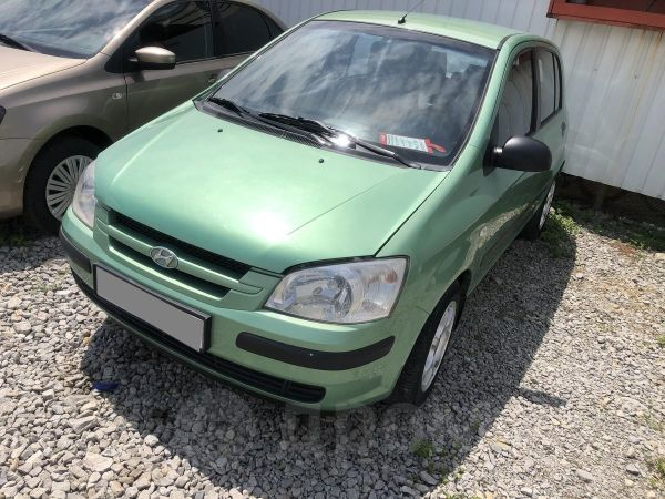 Hyundai Getz, 2002 год, 235 000 руб.
