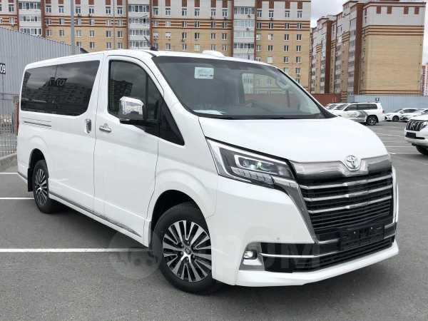 Toyota Hiace, 2019 год, 3 798 000 руб.