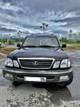 Lexus LX470, 2002 год, 1 000 000 руб.