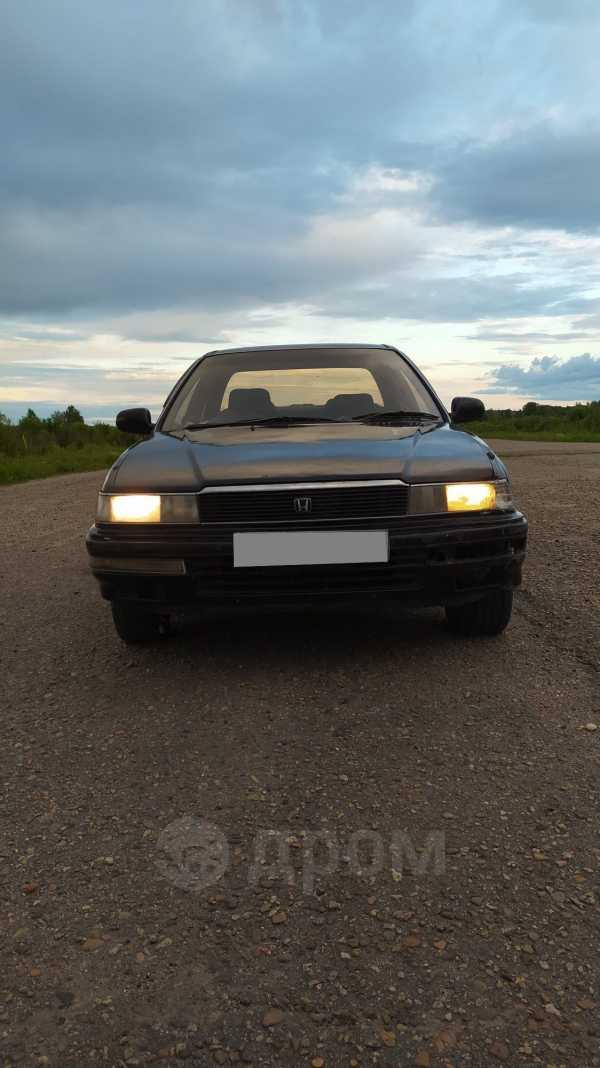 Honda Ascot, 1992 год, 55 000 руб.