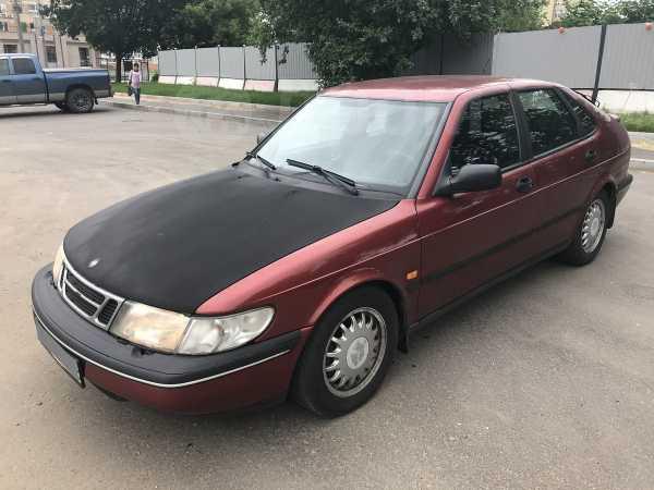 Saab 900, 1996 год, 125 000 руб.