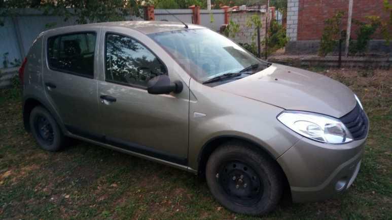 Renault Sandero, 2012 год, 260 000 руб.