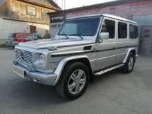 Екатеринбург G-Class 1995