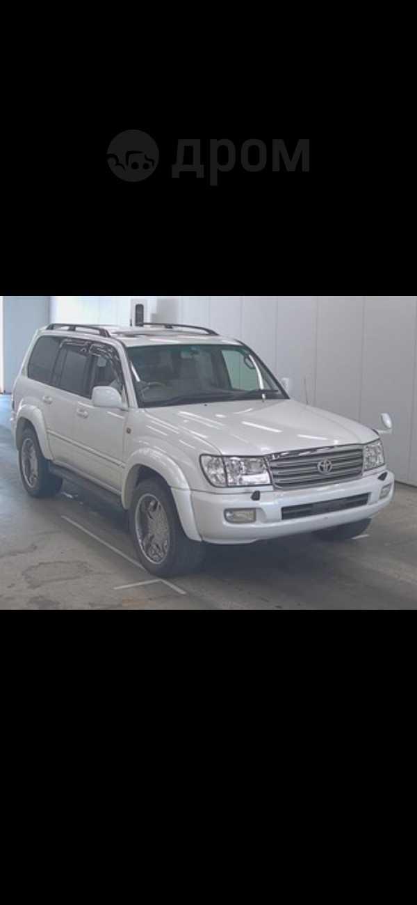 Toyota Land Cruiser, 2005 год, 900 000 руб.