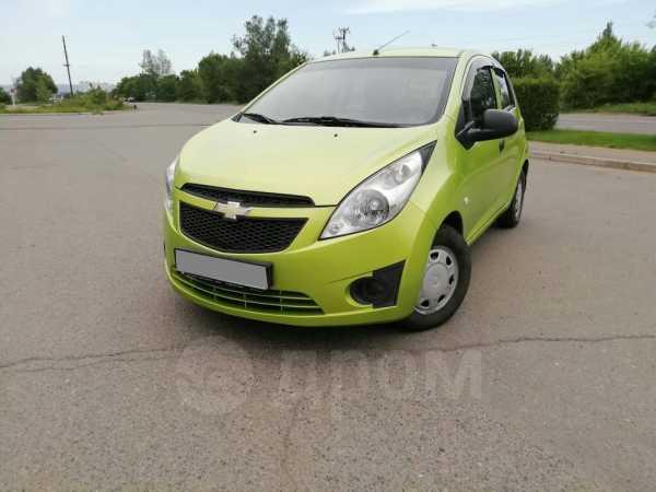 Chevrolet Spark, 2013 год, 369 000 руб.