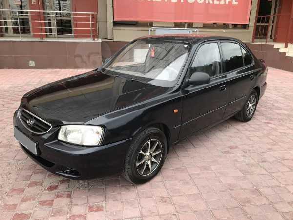 Hyundai Accent, 2007 год, 117 000 руб.