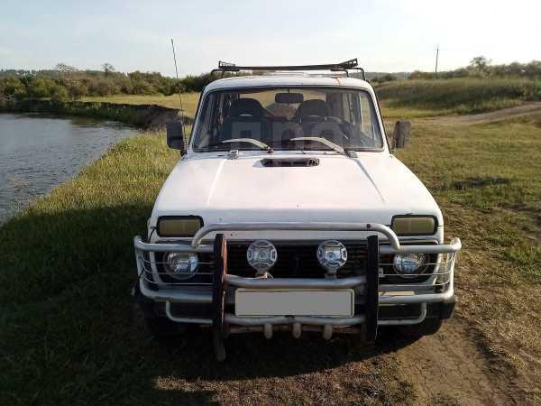 Лада 4x4 2121 Нива, 1987 год, 100 000 руб.