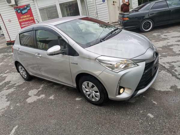 Toyota Vitz, 2017 год, 710 000 руб.
