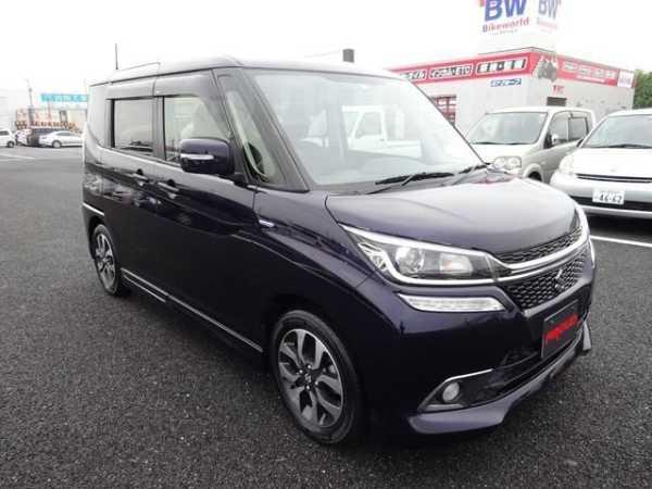 Suzuki Solio, 2016 год, 694 580 руб.