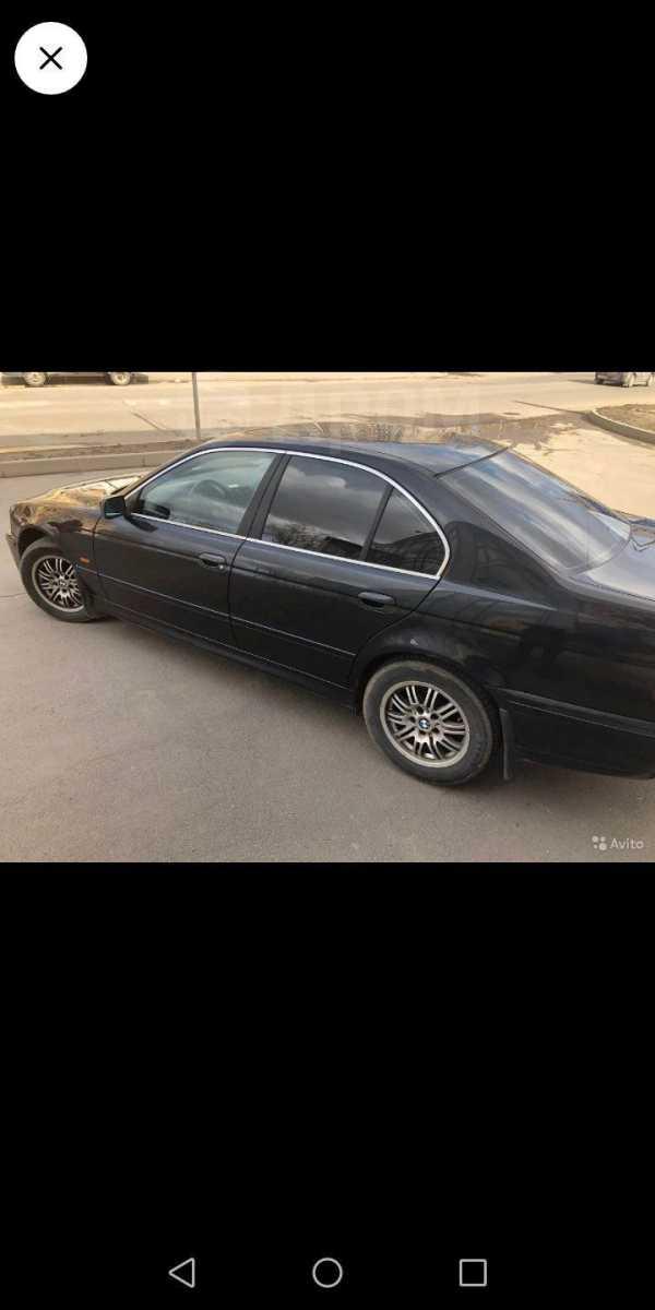 BMW 5-Series, 2003 год, 340 000 руб.