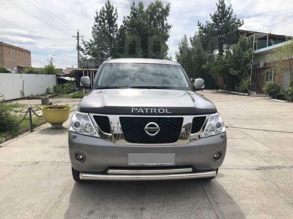 Nissan Patrol, 2010 год, 1 750 000 руб.