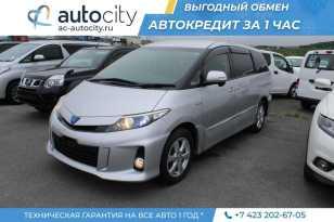 Владивосток Toyota Estima 2013