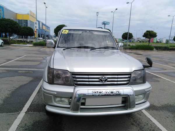 Toyota Land Cruiser Prado, 1991 год, 600 000 руб.