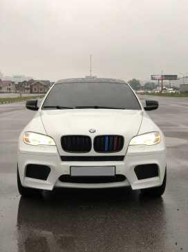Москва BMW X6 2013
