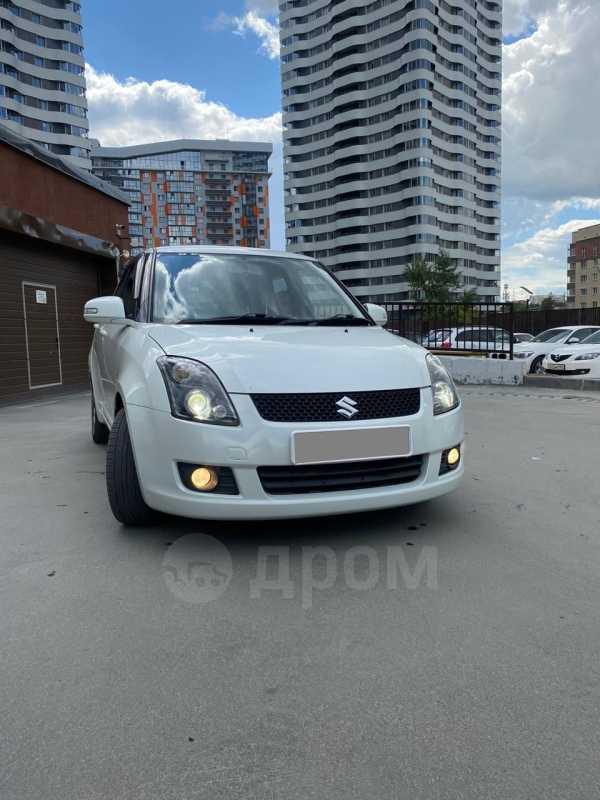 Suzuki Swift, 2008 год, 345 000 руб.