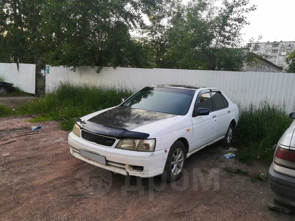 Nissan Bluebird, 1998 год, 89 000 руб.