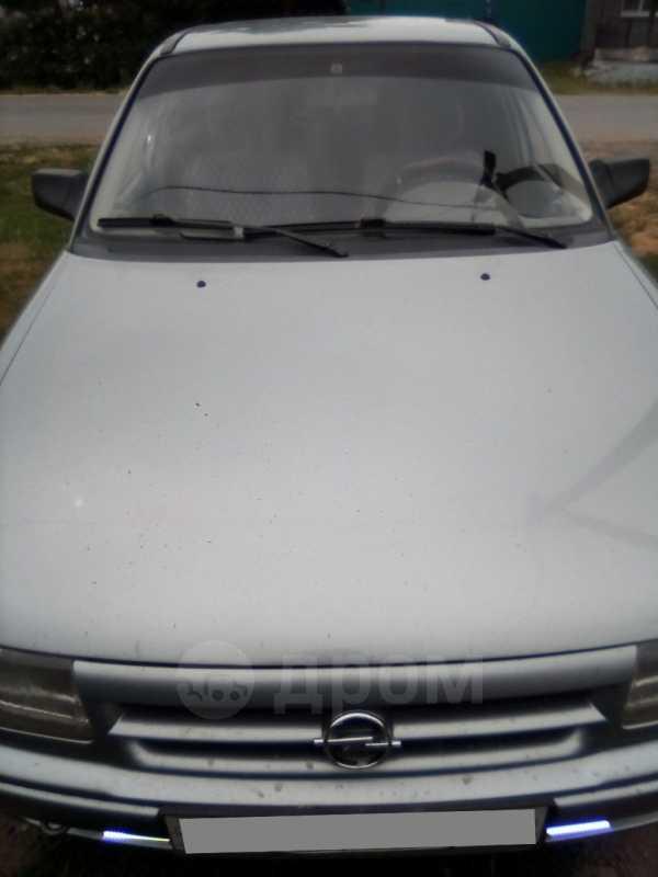 Opel Astra, 1992 год, 140 000 руб.