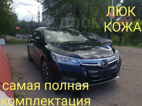 Honda Accord, 2014 год, 1 225 000 руб.