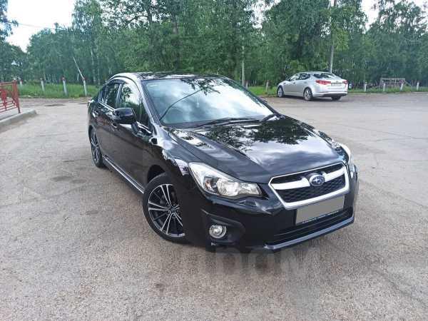 Subaru Impreza, 2012 год, 710 000 руб.