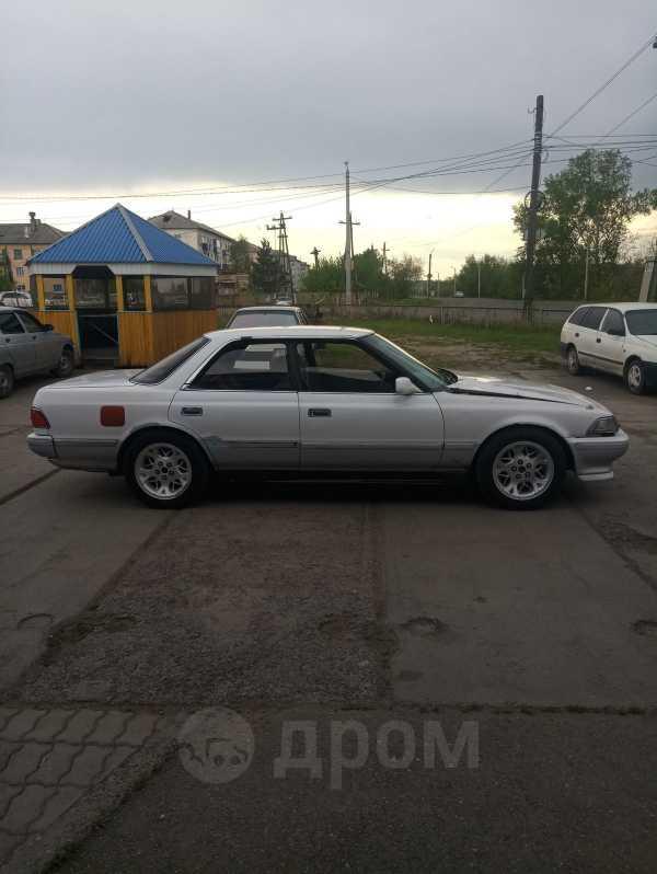 Toyota Mark II, 1990 год, 270 000 руб.