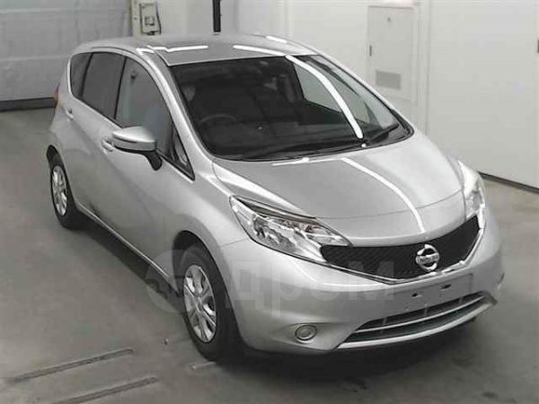 Nissan Note, 2016 год, 499 000 руб.