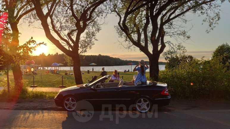 Mercedes-Benz CLK-Class, 2003 год, 699 000 руб.