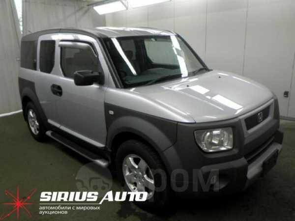 Honda Element, 2005 год, 1 700 000 руб.