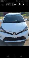 Toyota Vitz, 2016 год, 497 000 руб.