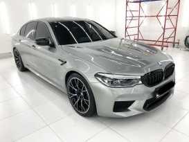 Москва BMW M5 2019