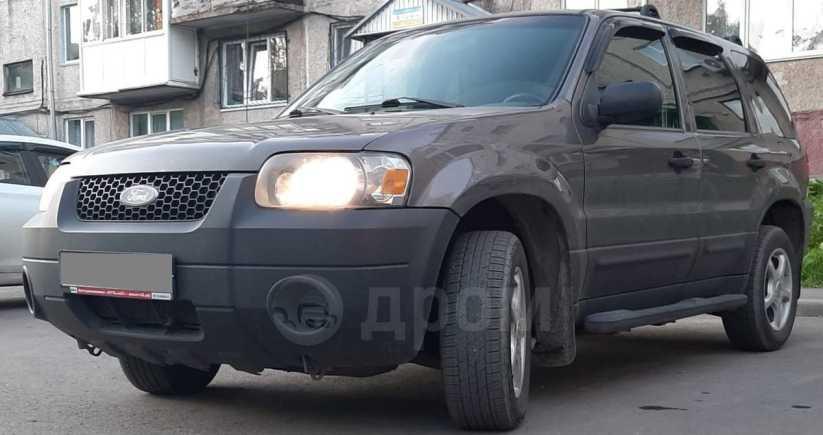 Ford Escape, 2005 год, 419 000 руб.