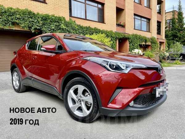 Toyota C-HR, 2019 год, 1 649 000 руб.